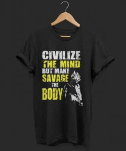 Civilize the mind but make savage the body Vegeta Squat shirt 1 1 247x296 - Civilize the mind but make savage the body Vegeta Squat shirt