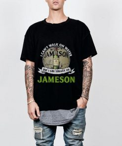 I can t walk on water but i can stagger on Jameson Irish Whiskey shirt 2 1 247x296 - I can't walk on water but i can stagger on Jameson Irish Whiskey shirt