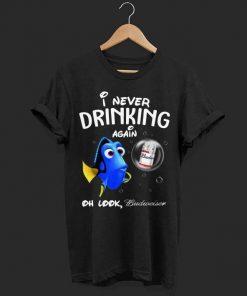 I never drinking again oh look Budweiser shirt 1 1 247x296 - I never drinking again oh look Budweiser shirt