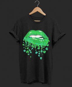 Irish Green Lips St Patricks Day shirt 1 1 247x296 - Irish Green Lips St Patricks Day shirt