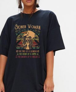 Mock3 2 247x296 - Stoner Woman The Soul Of A Witch The Fire Of A Lioness shirt