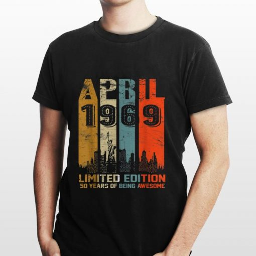 1969 limited edition 50 years of being awesome shirt 3 1 510x510 - 1969 limited edition 50 years of being awesome shirt