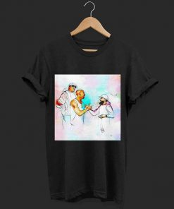 2Pac feat Nipsey Hussle and B I G in Heaven shirt 1 1 247x296 - 2Pac feat Nipsey Hussle and B.I.G in Heaven shirt