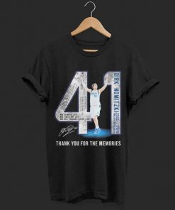41 Dirk Nowitzki Jerseys signature thank you for the memories shirt 1 1 247x296 - 41 Dirk Nowitzki Jerseys signature thank you for the memories shirt