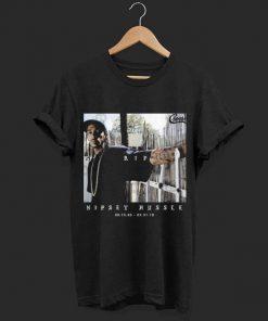 A legend rapper Nipsey Hussle Crenshaw RIP THA GREAT shirt 1 1 247x296 - A legend rapper Nipsey Hussle Crenshaw RIP THA GREAT shirt