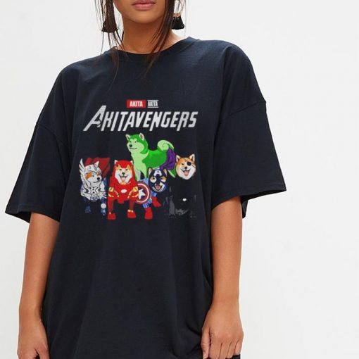 Akita Akitavengers Marvel Avengers Endgame shirt 3 1 510x510 - Akita Akitavengers Marvel Avengers Endgame shirt