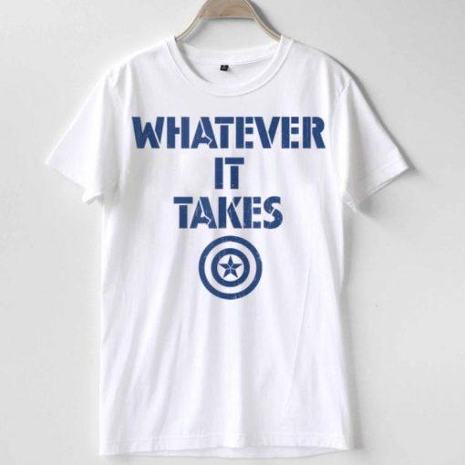 Avengers Endgame Whatever It Takes Captain America shirt 1 1 510x510 - Avengers Endgame Whatever It Takes Captain America shirt