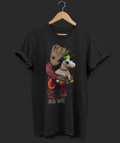 Baby Groot hug unicorn Marvel Avengers shirt 1 1 247x296 - Baby Groot hug unicorn Marvel Avengers shirt