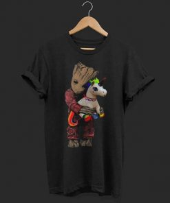 Baby Groot hug unicorn Marvel Avengers shirt 1 2 1 247x296 - Baby Groot hug unicorn Marvel Avengers shirt