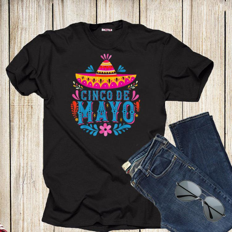 Cinco De Mayo Fiesta Party shirt