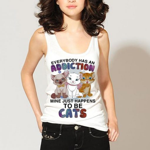 Everybody has an addiction mine just happens to be cats shirt 3 1 510x510 - Everybody has an addiction mine just happens to be cats shirt