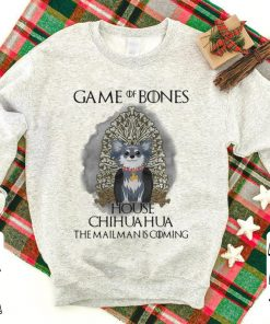 Game of bones house Chihuahua the mailman is coming Game of Thrones shirt 1 1 247x296 - Game of bones house Chihuahua the mailman is coming Game of Thrones shirt