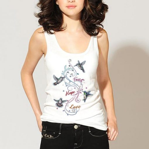 Hummingbird Beleive Faith Hope Love shirt 3 1 510x510 - Hummingbird Beleive Faith Hope Love shirt