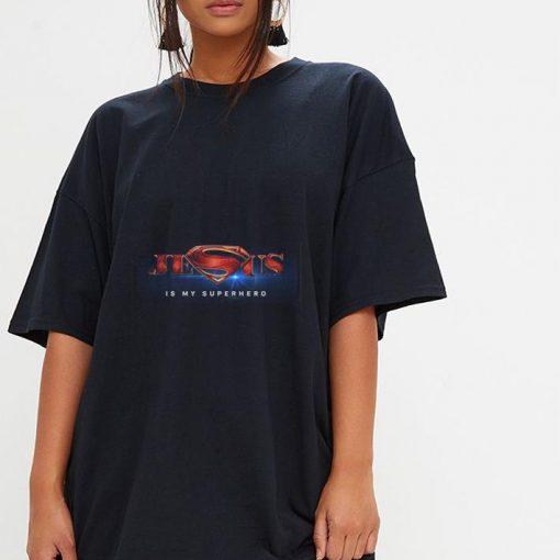 Jesus is my superhero Superman shirt 3 1 510x510 - Jesus is my superhero Superman shirt