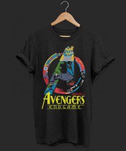 Marvel Avengers Endgame logo full colors shirt 1 1 247x296 - Marvel Avengers Endgame logo full colors shirt