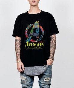 Marvel Avengers Endgame logo full colors shirt 2 1 247x296 - Marvel Avengers Endgame logo full colors shirt