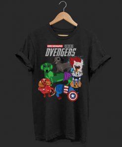 Marvel Dachshund dog Dvengers Avengers Endgame shirt 1 1 247x296 - Marvel Dachshund dog Dvengers Avengers Endgame shirt