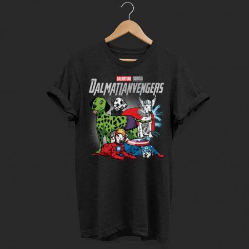 Marvel Dalmatian Dalmatianvengers Avengers Endgame shirt 1 1 510x510 - Marvel Dalmatian Dalmatianvengers Avengers Endgame shirt