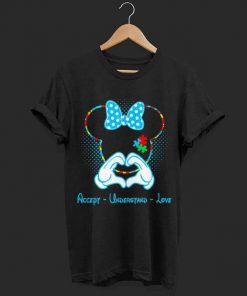 Minnie mouse accept understand love Autism Awareness Puzzle shirt 1 1 247x296 - Minnie mouse accept understand love Autism Awareness Puzzle shirt
