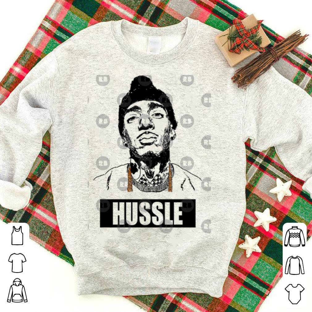 Pray Legend Rapper Rip Nipsey Hussle Crenshaw 1985-2019 shirt