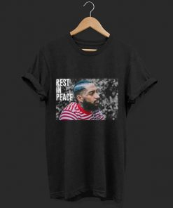 Rest In Peace RIP Nipsey Hussle Rap shirt 1 1 247x296 - Rest In Peace RIP Nipsey Hussle Rap shirt