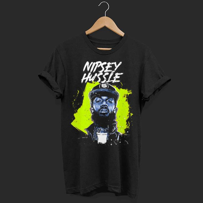 Rest in Power Rip Nipsey Hussle Crenshaw shirt