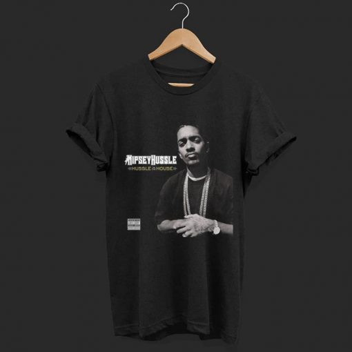 Rip Nipsey Hussle Crenshaw Hussle in the house shirt 1 1 510x510 - Rip Nipsey Hussle Crenshaw Hussle in the house shirt