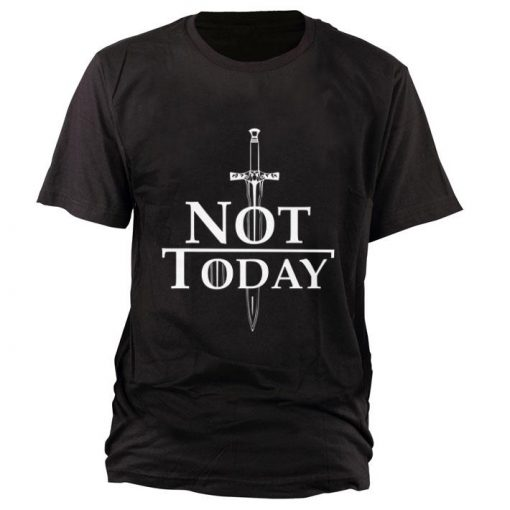 Awesome Arya Stark Not Today Game Of Thrones shirt 1 1 510x510 - Awesome Arya Stark Not Today Game Of Thrones shirt