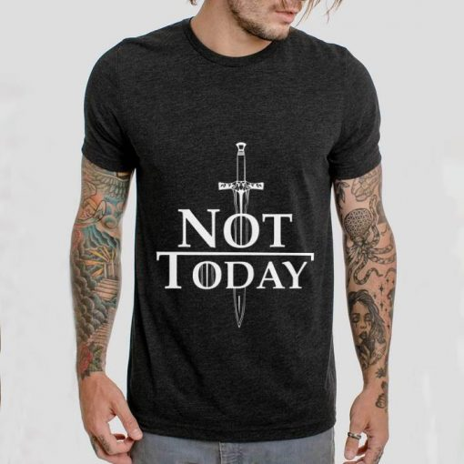Awesome Arya Stark Not Today Game Of Thrones shirt 2 1 510x510 - Awesome Arya Stark Not Today Game Of Thrones shirt