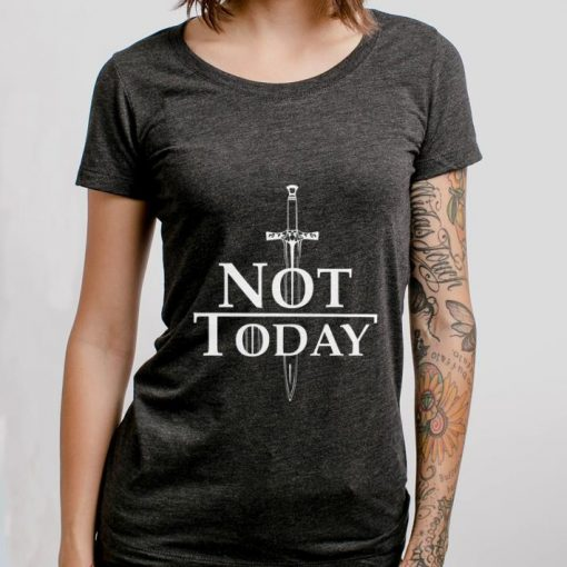 Awesome Arya Stark Not Today Game Of Thrones shirt 3 1 510x510 - Awesome Arya Stark Not Today Game Of Thrones shirt