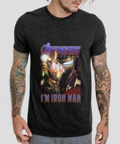 Awesome Avengers Endgame The Snap I m Iron Man shirt 2 1 247x296 - Awesome Avengers Endgame The Snap I'm Iron Man shirt
