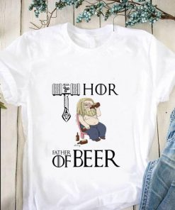 Awesome Avengers endgame fat Thor father of beer shirt 1 1 247x296 - Awesome Avengers endgame fat Thor father of beer shirt