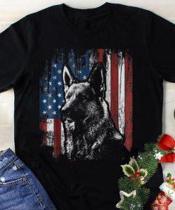 Awesome German Shepherd American Flag shirt 1 1 247x296 - Awesome German Shepherd American Flag shirt