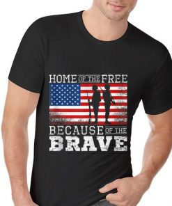 Awesome Home of the Free Because of the Brave Military American Flag shirt 2 1 247x296 - Awesome Home of the Free Because of the Brave Military American Flag shirt