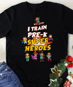 Awesome I Train Pre k Super Heroes Teacher shirt 1 1 247x296 - Awesome I Train Pre-k Super Heroes Teacher shirt