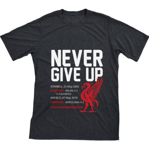 Awesome Never Give Up you llneverwalkalone FC Liverpool shirt 1 1 510x510 - Awesome Never Give Up #you'llneverwalkalone FC Liverpool shirt