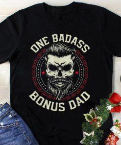Awesome One Badass Bonus Dad Father s Day shirt 1 1 247x296 - Awesome One Badass Bonus Dad Father's Day shirt