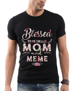 Blessed To Be Called Mom And Meme Mother s Day shirt 2 1 247x296 - Blessed To Be Called Mom And Meme Mother's Day shirt