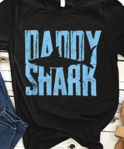 Daddy Shark Fathers Day Son Daughter shirt 1 1 247x296 - Daddy Shark Fathers Day Son Daughter shirt