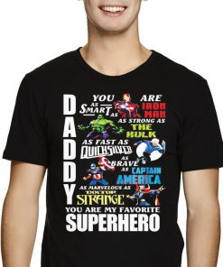Daddy you are my favorite superhero shirt 2 1 247x296 - Daddy you are my favorite superhero shirt