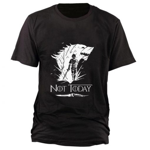 Funny Arya Stark GOT Not today Game Of Thrones shirt 1 1 510x510 - Funny Arya Stark GOT Not today Game Of Thrones shirt