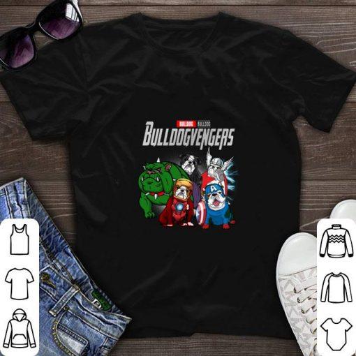 Funny Bulldog Bulldogvenger Marvel Avengers Endgame shirt 1 1 510x510 - Funny Bulldog Bulldogvenger Marvel Avengers Endgame shirt