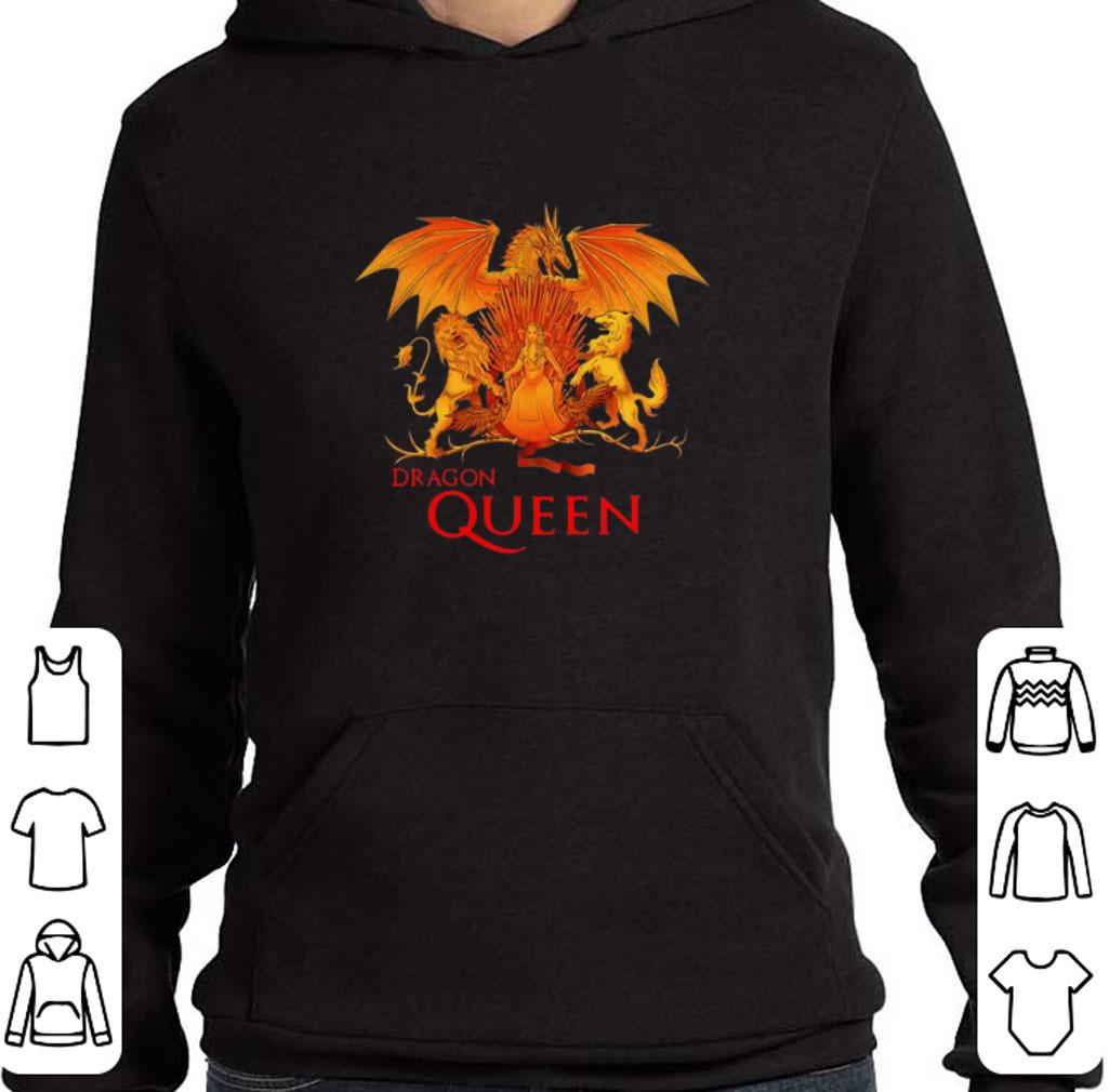 Funny Dragon Queen Daenerys Targaryen Game Of Thrones shirt
