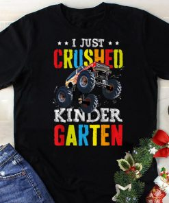 Funny I Just Crushed Kinder garten Monster Truck shirt 1 1 247x296 - Funny I Just Crushed Kinder garten Monster Truck shirt