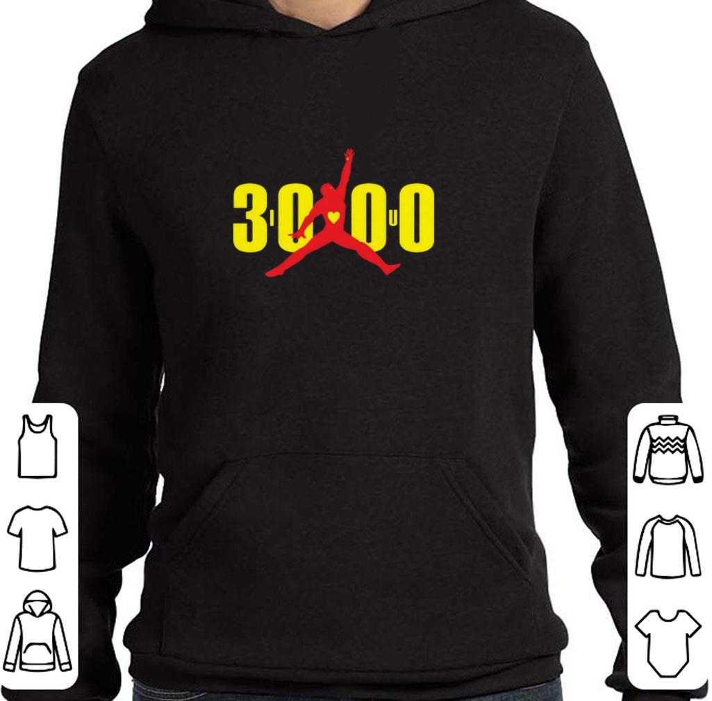 Funny I love you 3000 Iron Man Air Jordan Game Of Thrones shirt