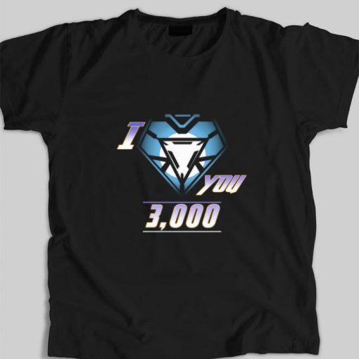 Funny Iron Man and daughter I love You 3000 shirt 1 1 510x510 - Funny Iron Man and daughter I love You 3000 shirt