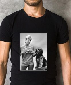 Funny RIP Doris Day Be Kind To Animals Or I ll Kill You shirt 2 1 247x296 - Funny RIP Doris Day Be Kind To Animals Or I'll Kill You shirt
