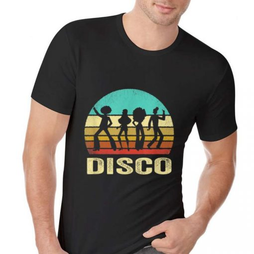 Funny Vintage Disco Sunset shirt 2 1 510x510 - Funny Vintage Disco Sunset shirt