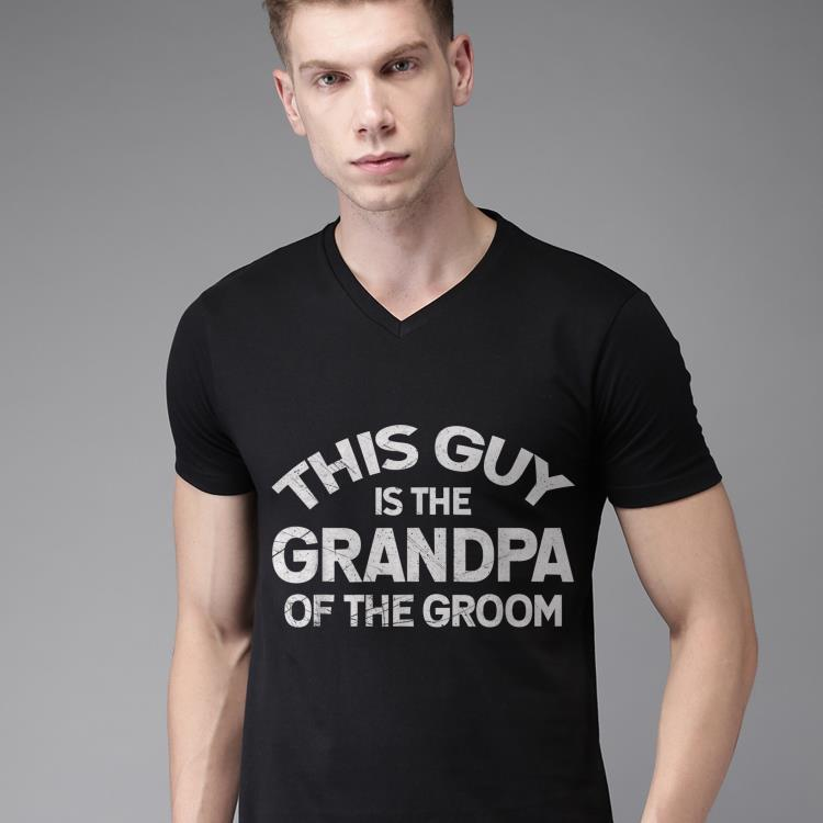 66ab21a0a Grandpa Of The Groom Cool Fathers Day shirt 2 1 510x510 - Grandpa Of The  Groom