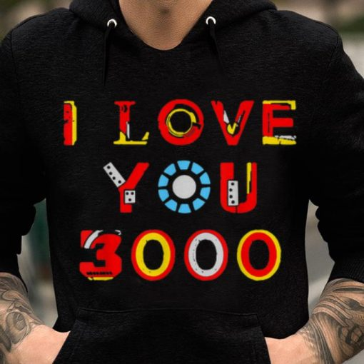Great I Love You 3000 Dad armour iron man style Shirt 2 1 510x510 - Great I Love You 3000 Dad armour iron man style Shirt